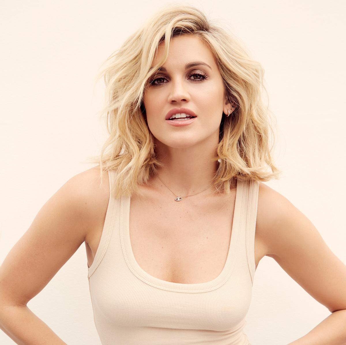 Strictly Come Dancing star Ashley Roberts has become a National Fitness Day ambassador