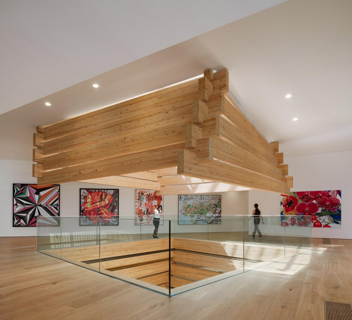 The museum has been built to house Erol Tabanca's modern art collection / NAARO