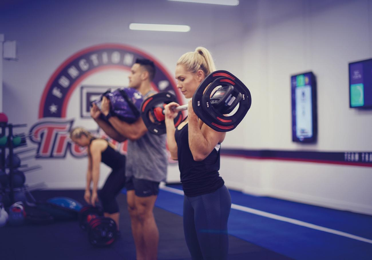 F45 sees the deal as a way of expanding into new geographic areas across the UK