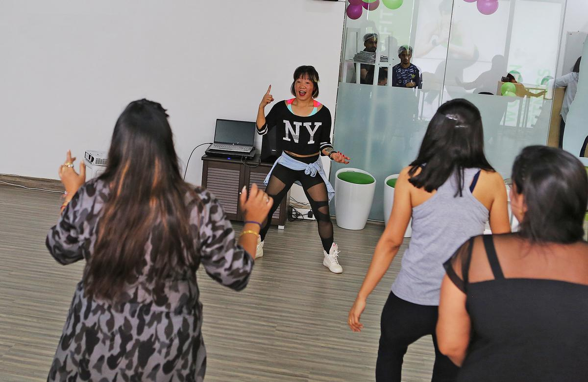 Vivafit is planning a 'fast expansion and membership growth' in India