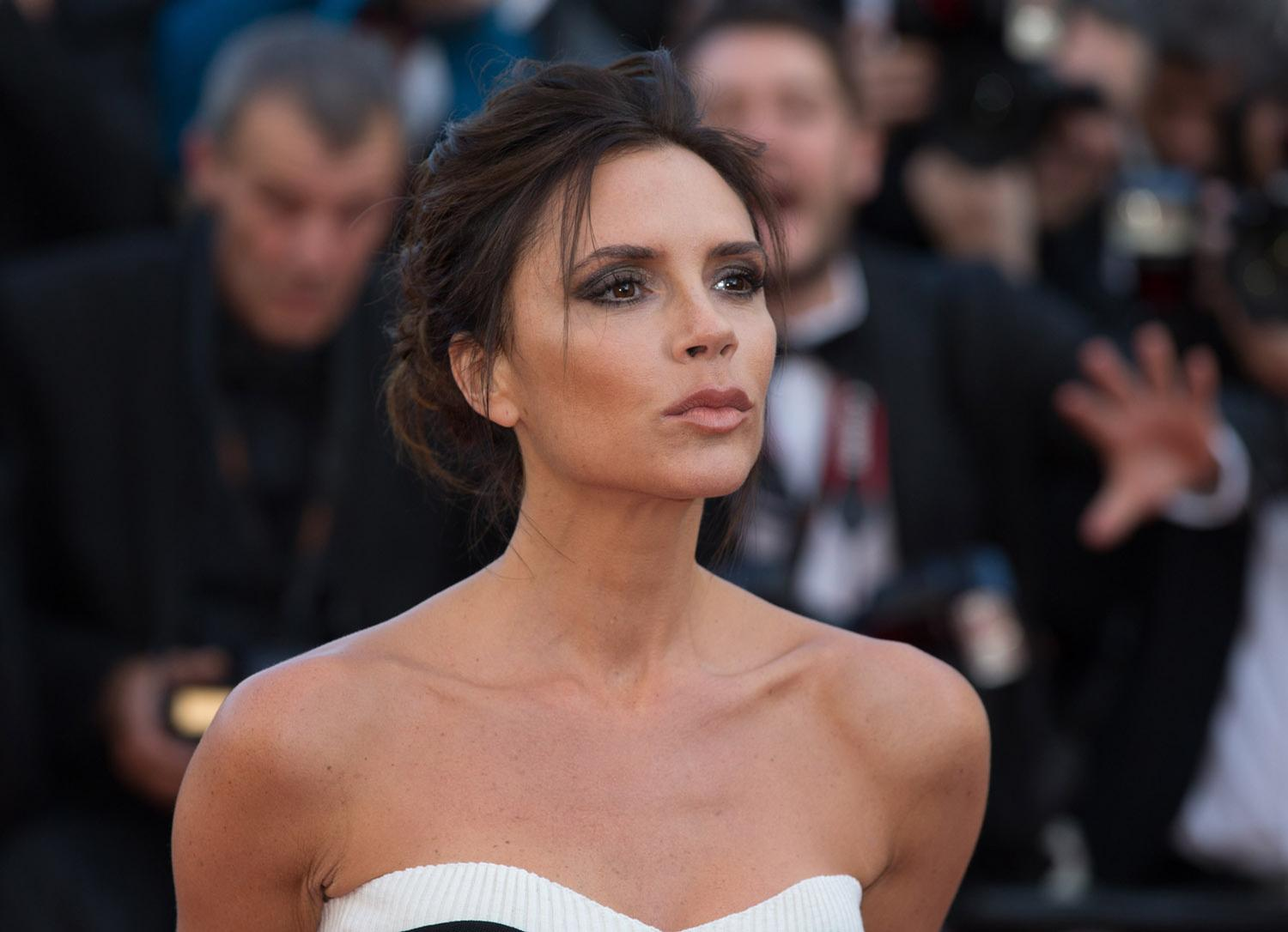 'I talk a lot about my lifestyle, the vitamins I take and about the working out, so that's what's next – wellness,' says Victoria Beckham.