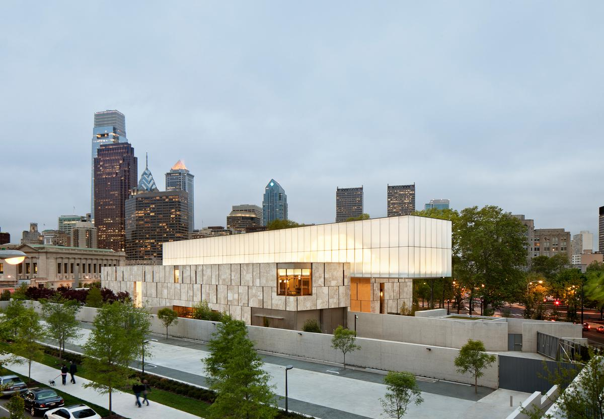 The Barnes Foundation Philadelphia, Pennsylvania / Michael Moran