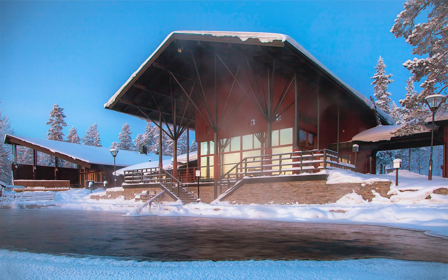 Arctic Elements Lakeside Spa will offer five different saunas, representing the elements found in traditional shamanic wellbeing rituals, with ancient Finnish Gods named as the protectors of the saunas