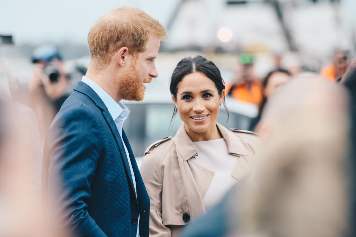 The Royals have given £4,350 to marine conservation charity Love the Oceans through the crowdfunding website Justgiving.com