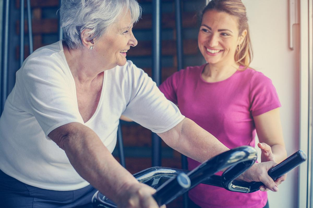 The Clarendon Lodge Medical Practice will open a fitness club offering a range of activities