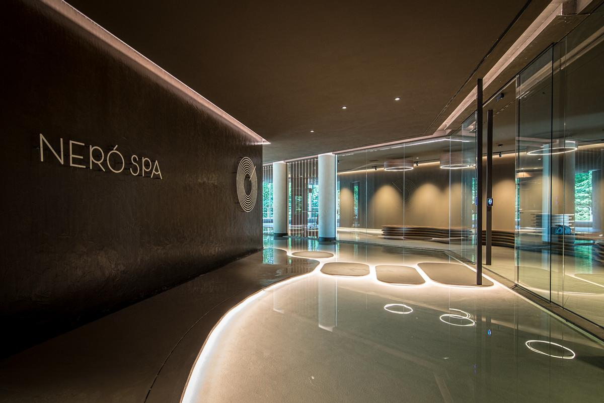 Neró Spa, located a few kilometers from Padua and Venice, will have an official opening from the 24th to the 27th of October 2019 / Chiara Grossi
