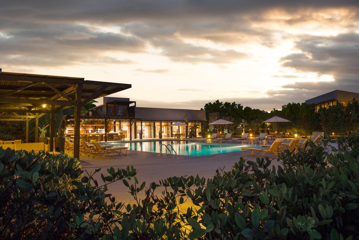 The Finch Bay Hotel, on Isla Santa Cruz, is the Galapagos' only member of the National Geographic's Unique Lodges of the World portfolio
