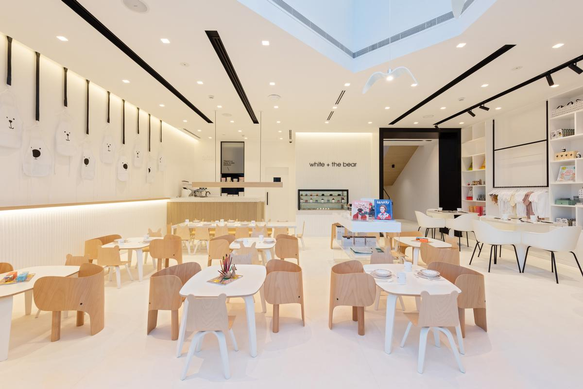 Sneha Divias Atelier designs calming restaurant for kids