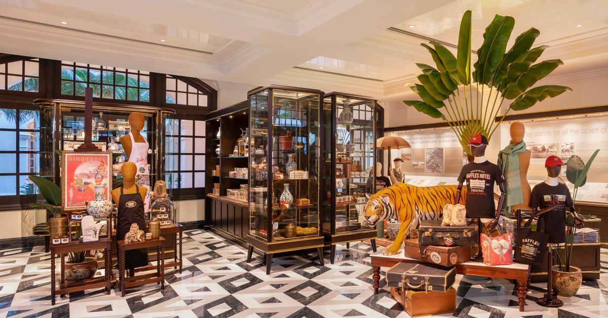 The Raffles Boutique at Raffles Singapore / Accor