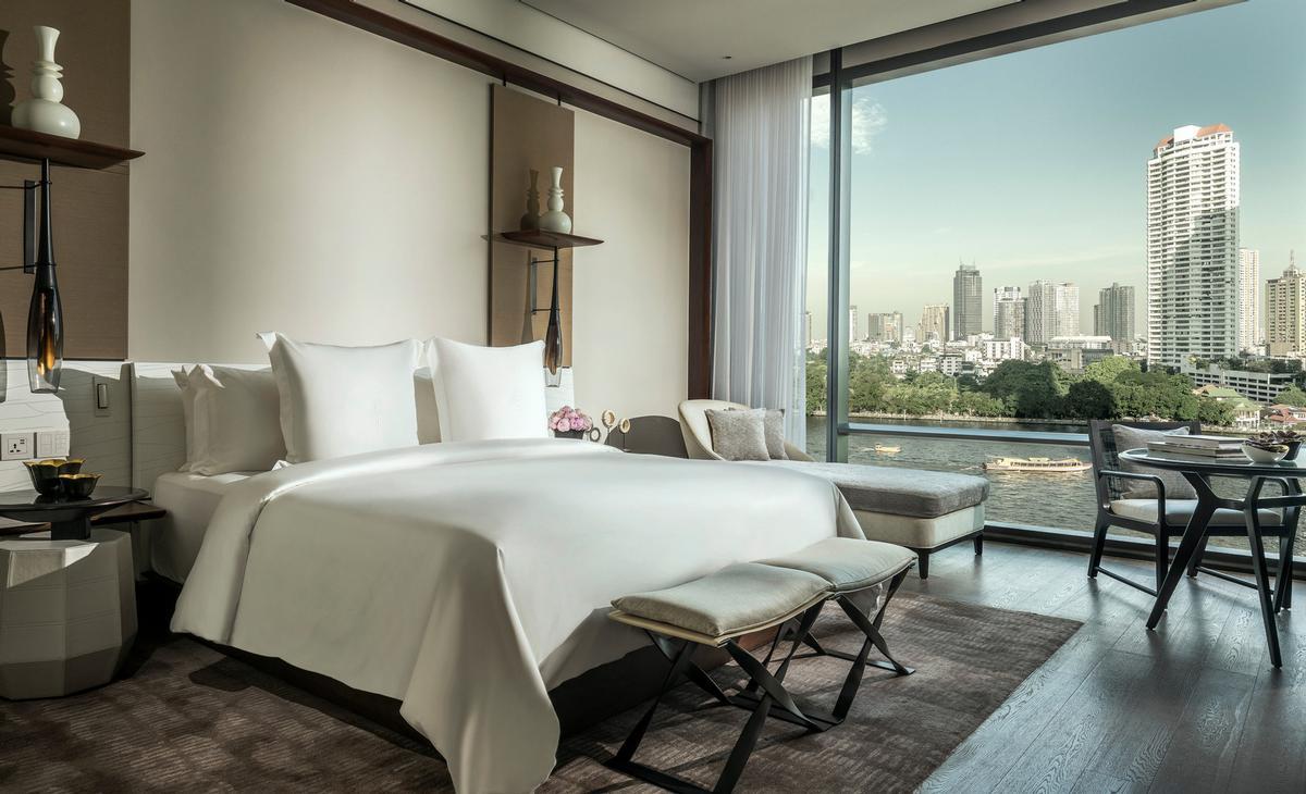 Four Seasons Bangkok will be set along 200 metres of the ancient Chao Phraya River.