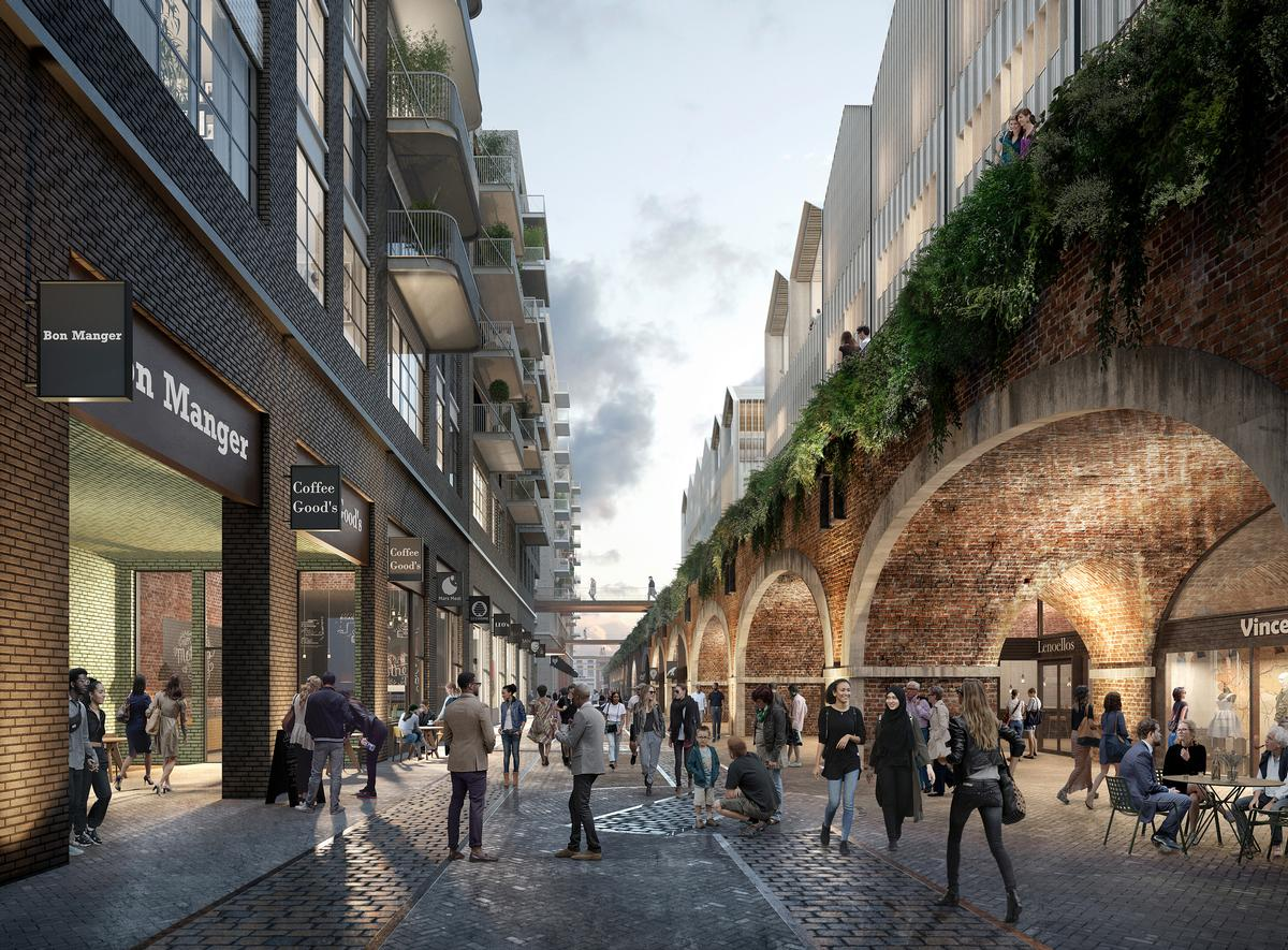 The Goodsyard by FaulknerBrown Architects / FaulknerBrown Architects