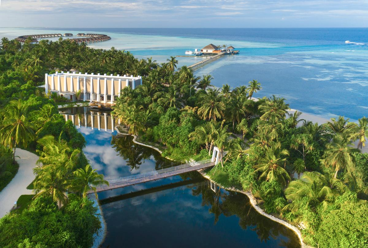 Pullman has organised the resort around four wellness pillars: sleep; sport; food; and spa