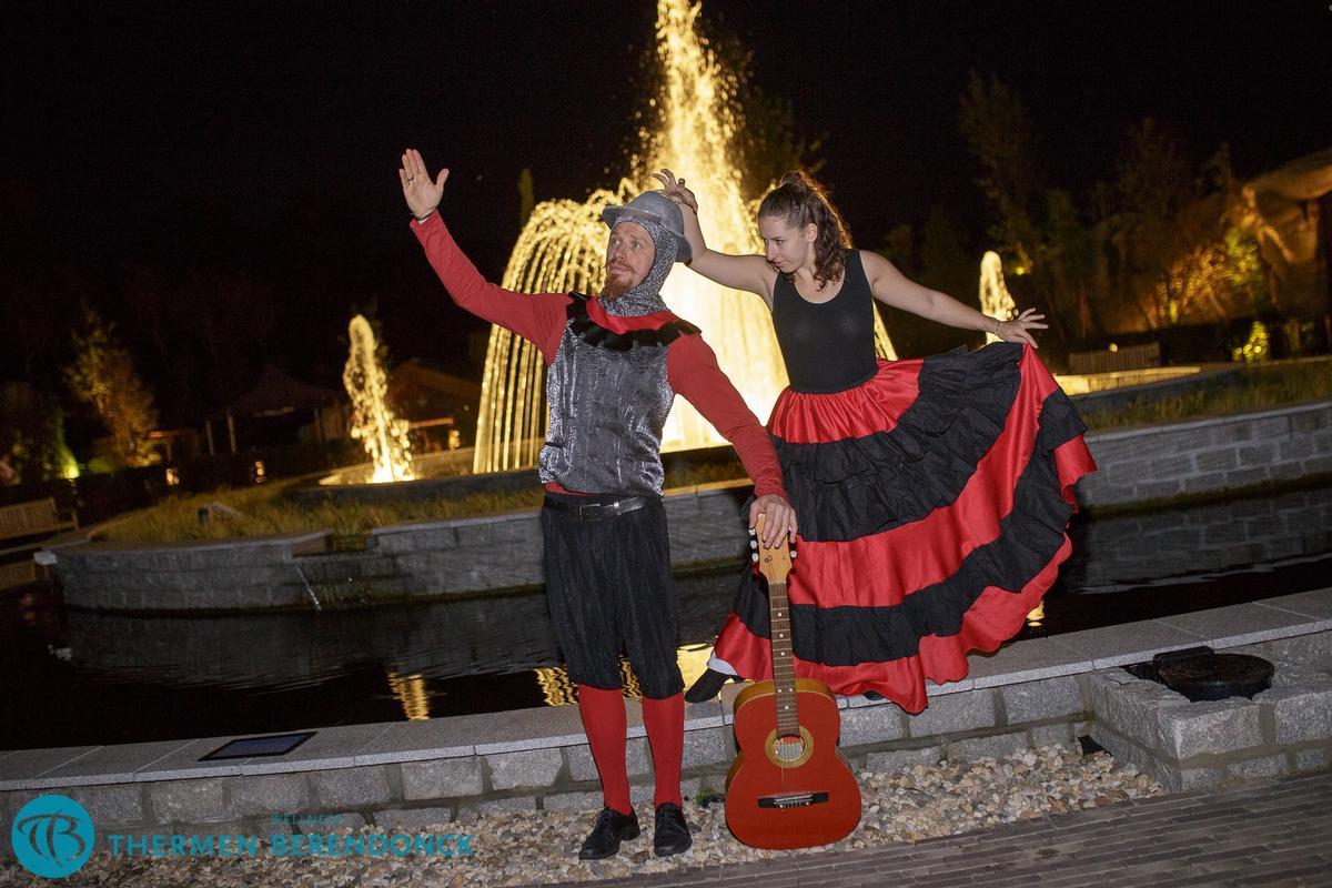 Poland also won in doubles, as Katarzyna Klajn and Lukasz Dluzniewki presented a humour-filled interpretation of the Spanish masterpiece 'Don Quixote'