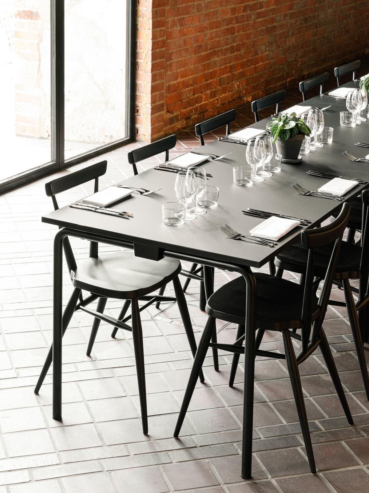 Cultureplex has an 80-seater restaurant / Cultureplex