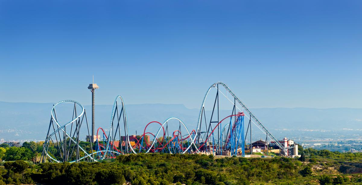 The attraction includes theme and water parks, as well as golf courses and accommodation