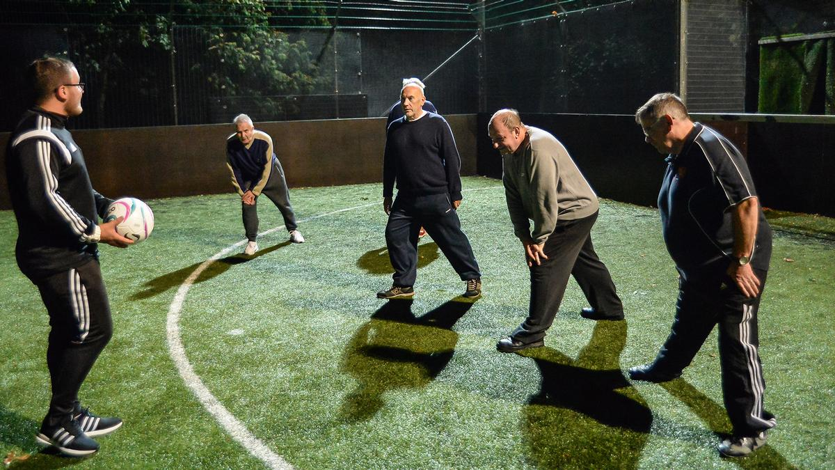 The projects funded under TIED include late-night physical activity sessions for shift-workers in Manchester