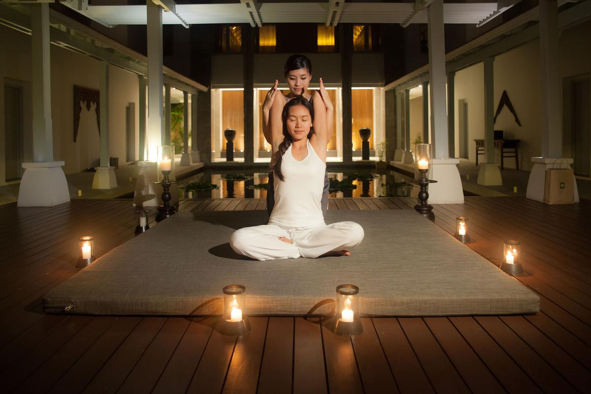 Amatara Phuket is offering a six-day silent mindfulness retreat.