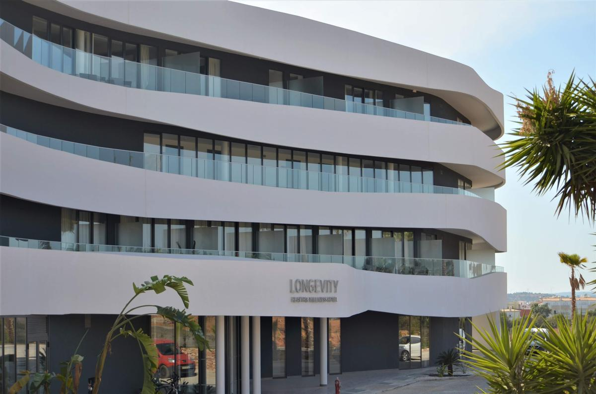 The Alvor hotel joins two other Portuguese Longevity properties: Longevity Cegonha Country Club and Vilalara Longevity Thalassa and Medical Spa.