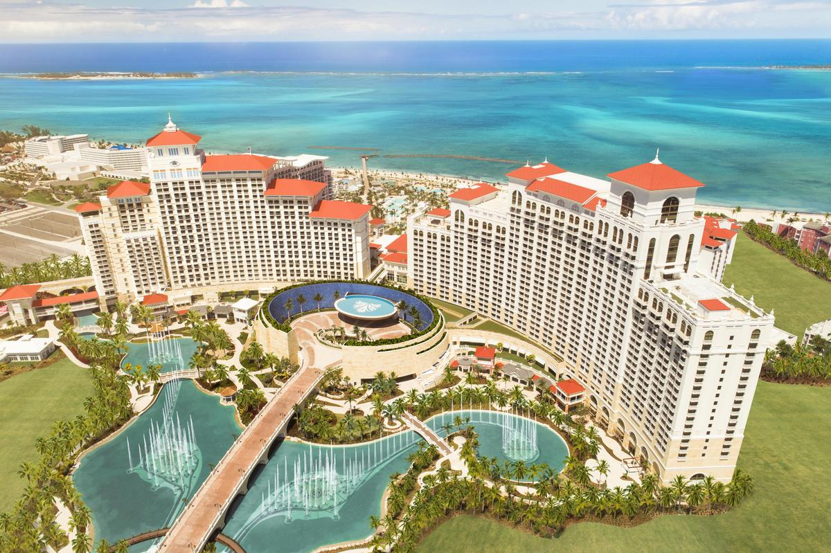 The Baha Mar resort is receiving government backing for its next phase of development / Baha Mar