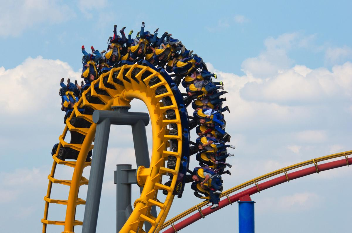 Theme park operator Six Flags has released results for the first three quarters of 2019 / Shutterstock