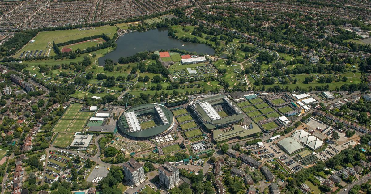 The expansion will allow the AELTC to host the Wimbledon qualifying competition within its grounds and improve the visitor experience / Thomas Lovelock