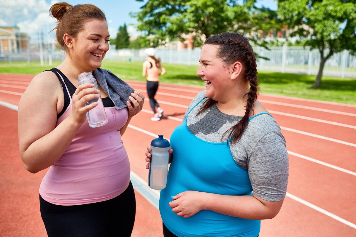 The findings indicate that better diet control could help overweight people maintain a more effective exercise routine