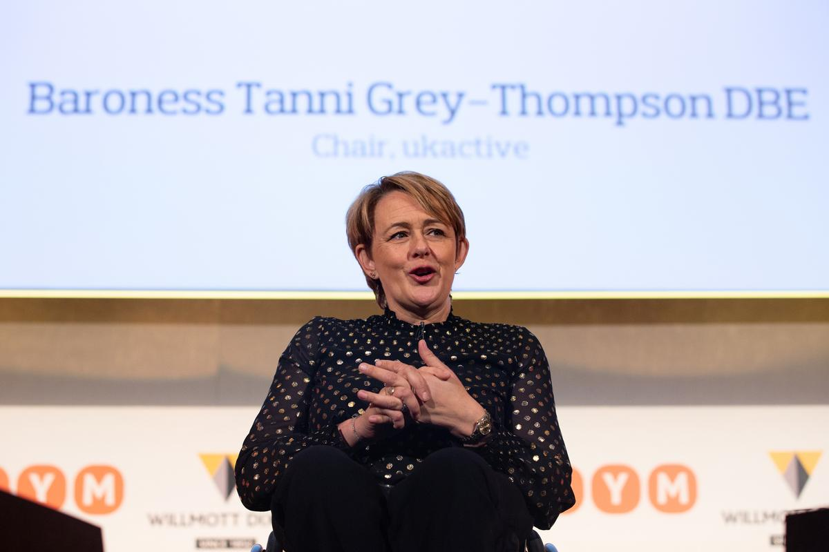 Tanni Grey-Thompson has written to the leaders of the major parties, appealing for them to include physical activity in their general election manifestos / ukactive
