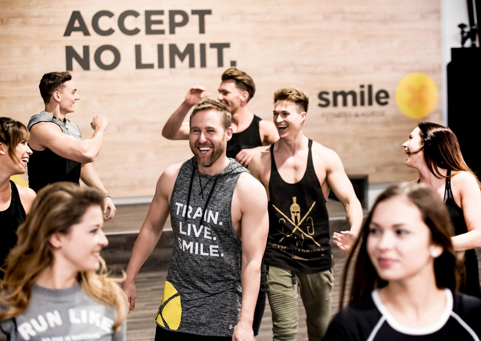 The move is part of the group's plans to expand the Smile X brand in southwest Germany / Smile X