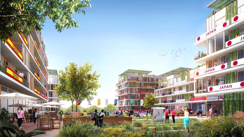 / Paris 2024 / Solideo / Dominique Perrault