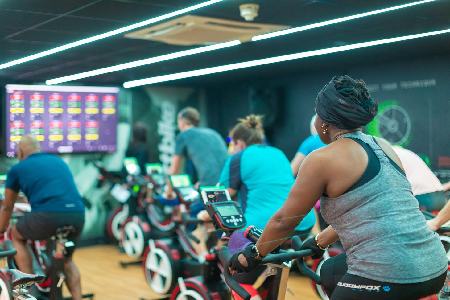 The studio is appealing to a wide range of customers from active older people to elite athletes