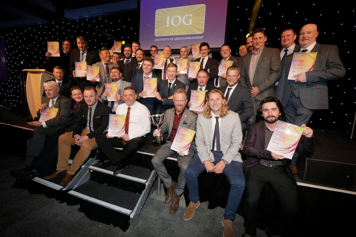 This year's winners were announced across 20 different categories / IOG