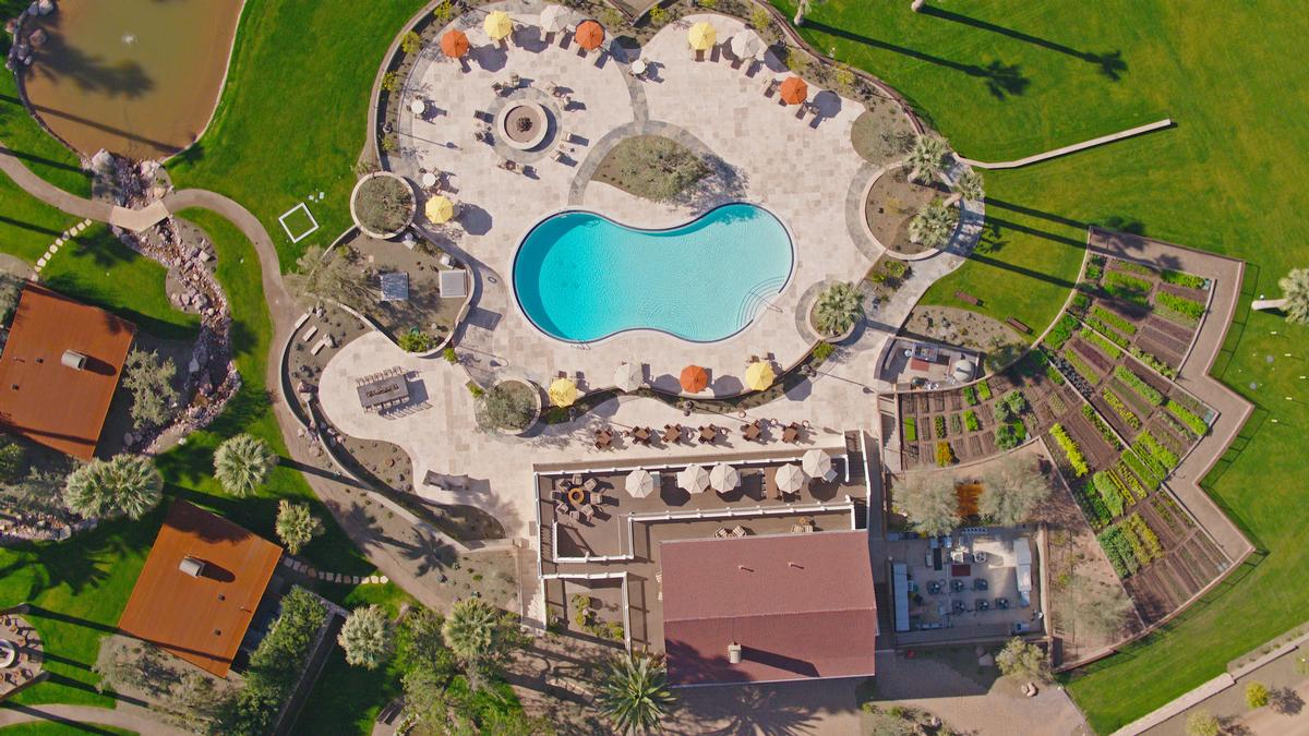 Guests can recharge through a multitude of outdoor adventures such as horseback riding, meditation sessions, pickle and bocce ball, archery, star gazing, hikes in the Sonoran desert and Bradshaw Mountains / Castle Hot Springs