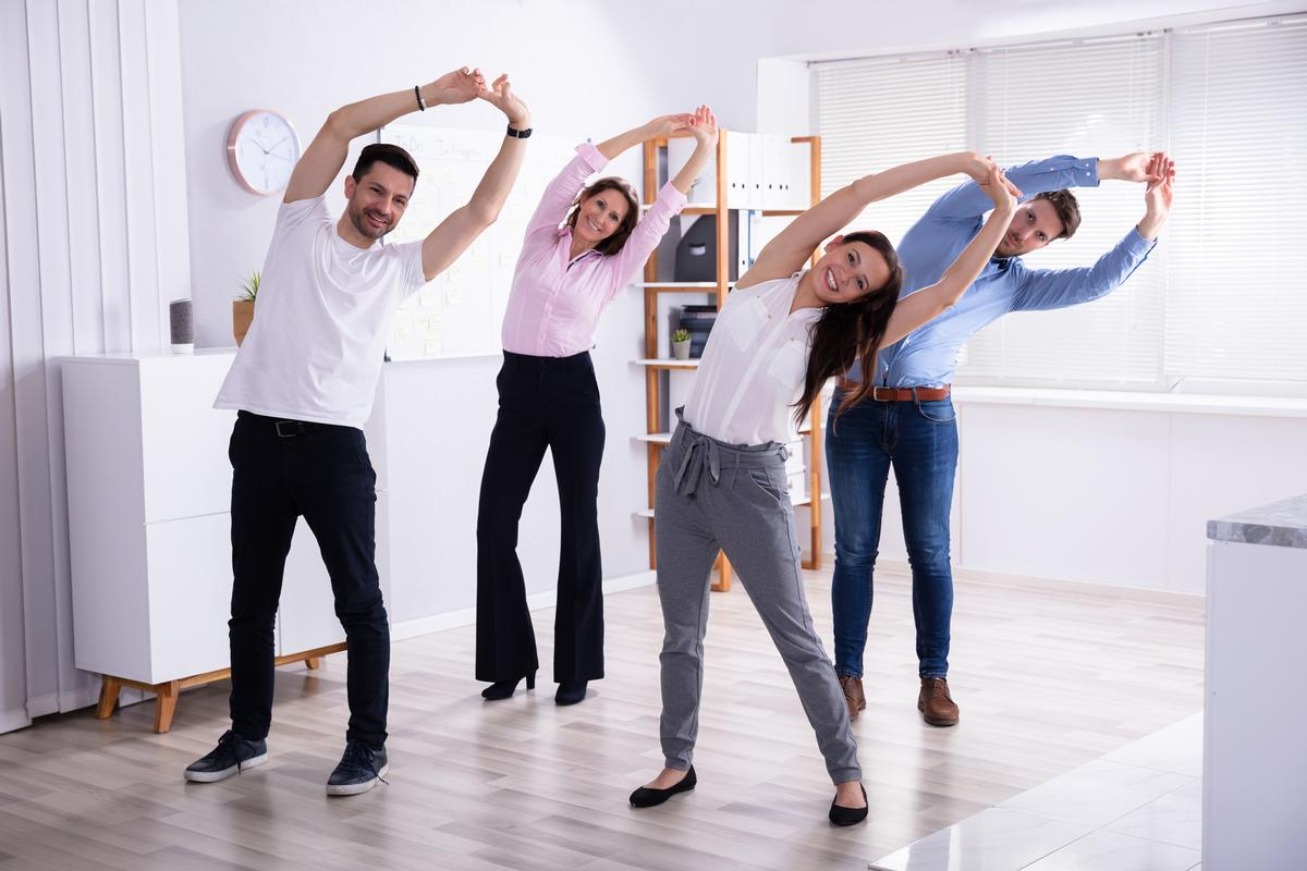 If currently active people increased their physical activity levels by 20 per cent, the global economy could grow by in excess of US$360bn every year / Shutterstock