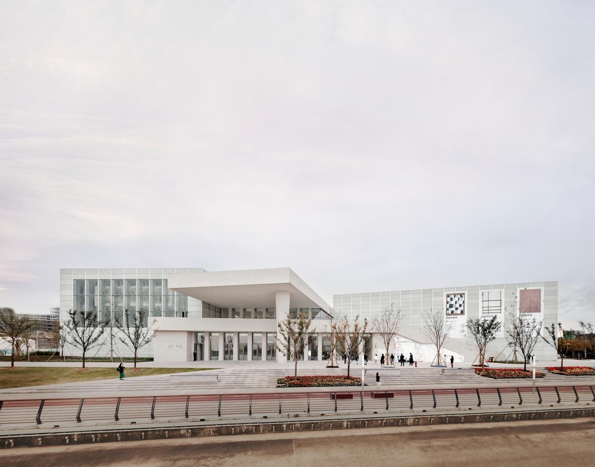 The centre covers a total of The 22,000sq ft (2,000sq m) / Simon Menges