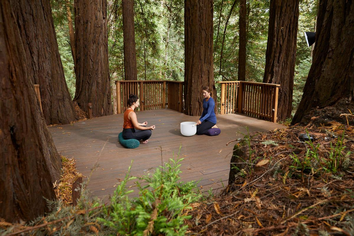 Canyon Ranch Wellness Retreat – Woodside offers two Signature Retreat programs, as well as a series of Guest Speaker Retreats led by a curated selection of expert guests / Canyon Ranch
