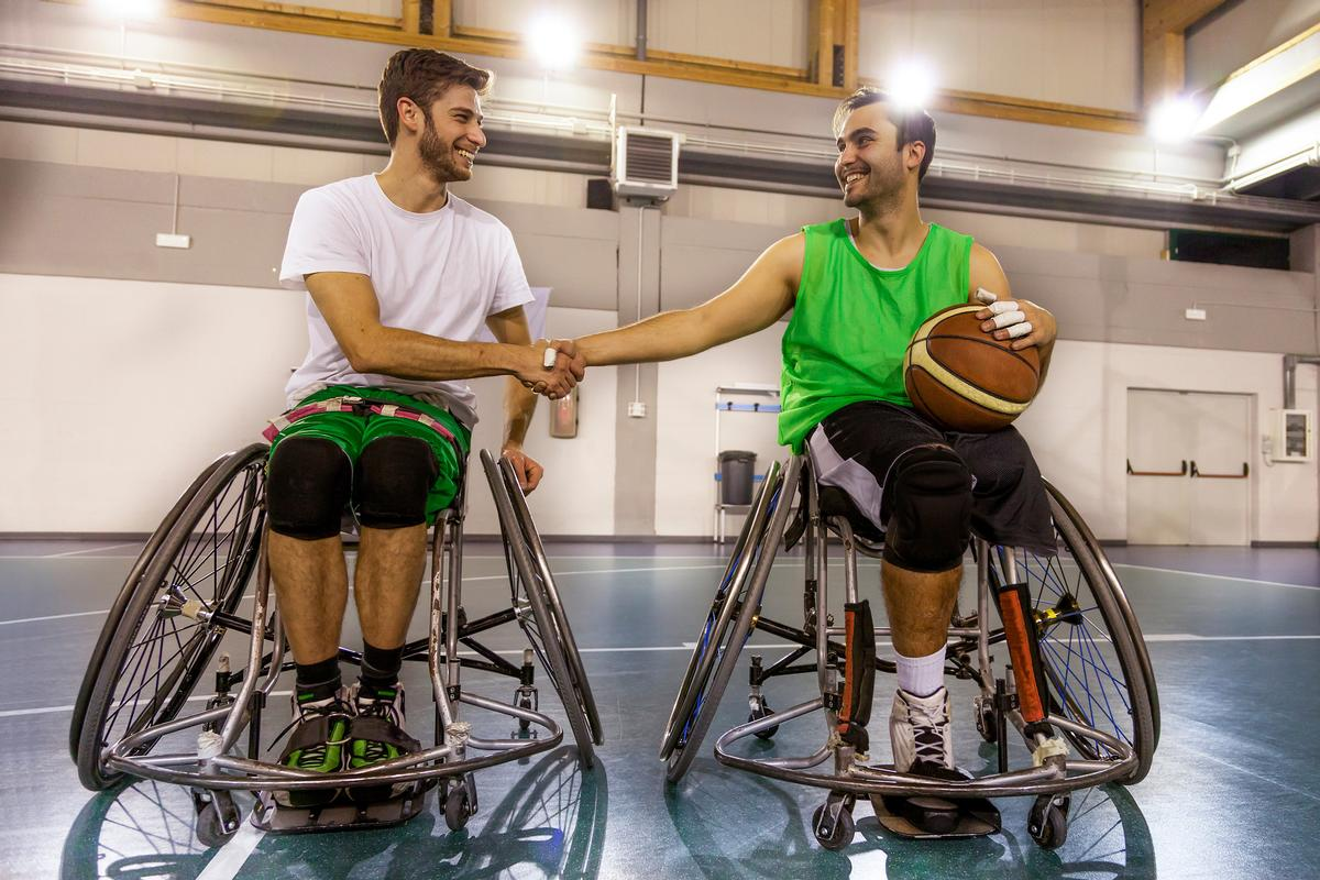 The charity says the DCMS should ensure the strategies of all sport and leisure bodies are inclusive of disabled people / Shutterstock
