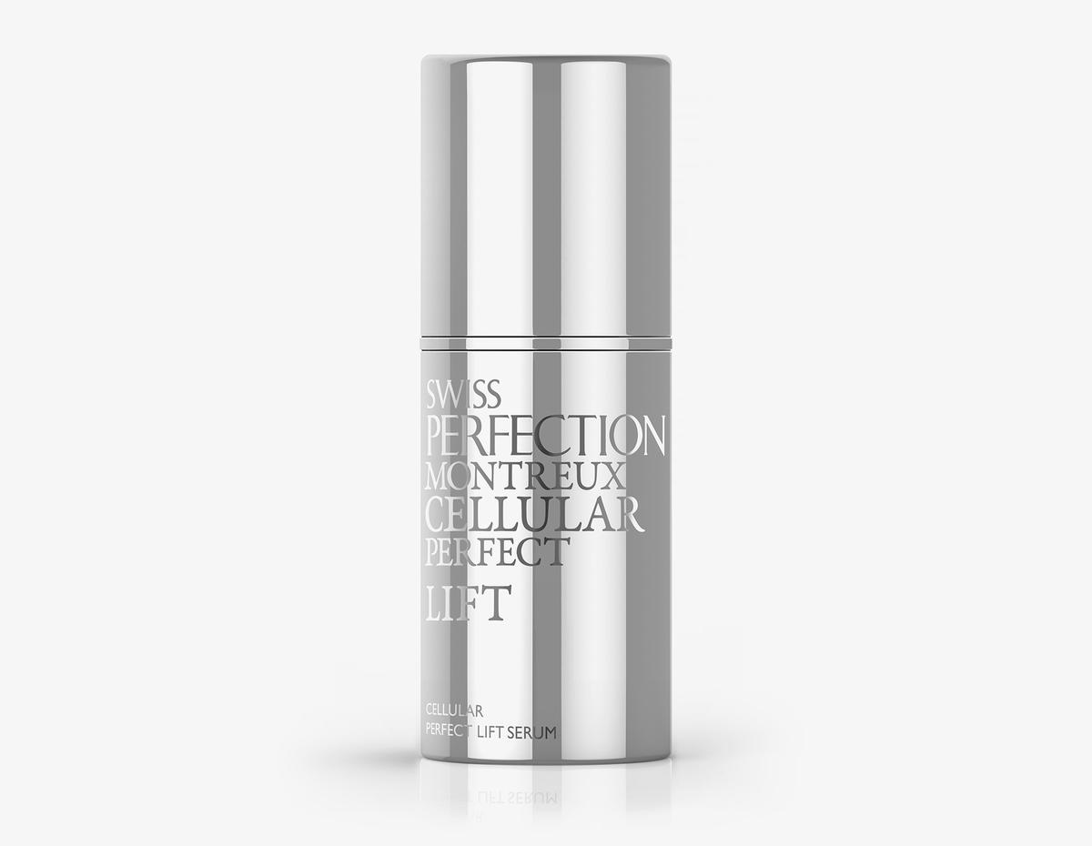 Cellular Perfect Lift Serum is claimed to firm, tone and hydrate the skin and smooth away wrinkles.