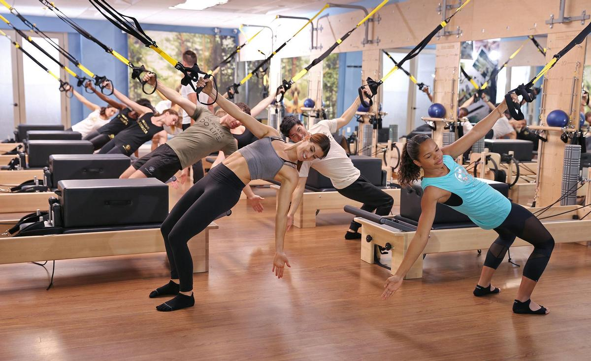 Initial brands included in the agreement are Club Pilates and Pure Barre