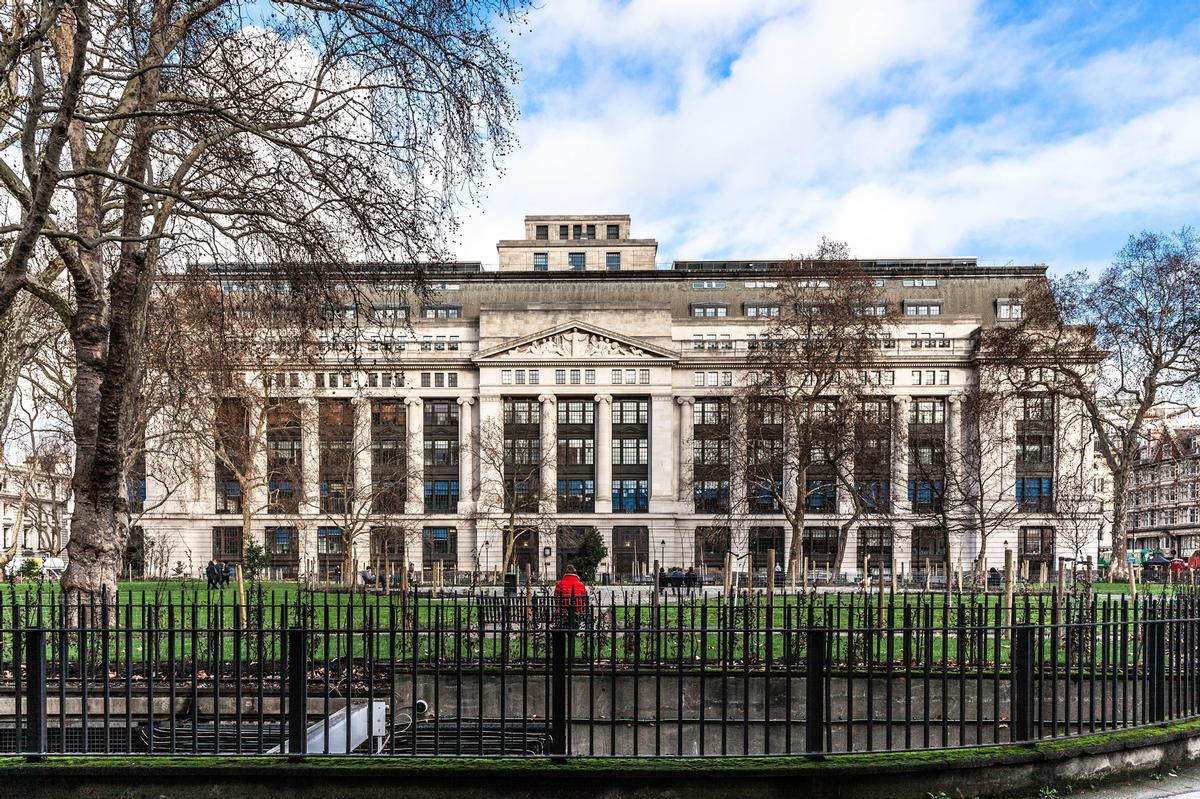 The co-working space will be housed in the Grade-II listed Victoria House in Holborn, London / Labs Collective