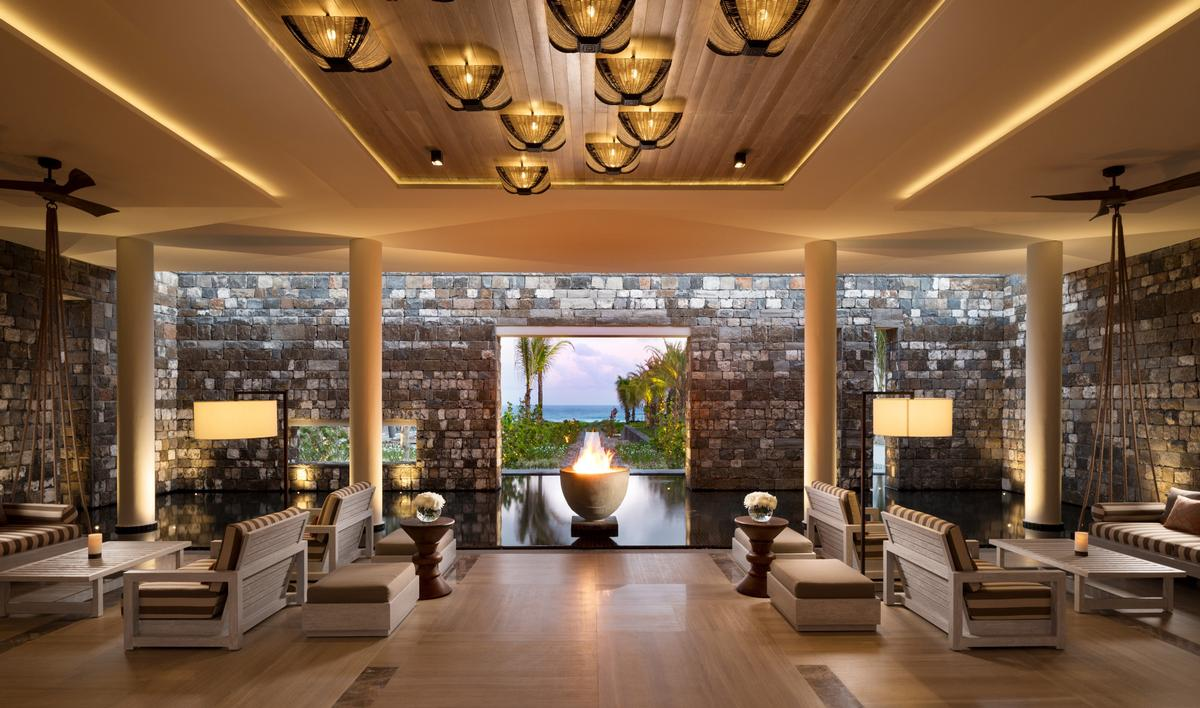 Anantara is also offering a collection of activities, including yoga and meditation and Creole cookery classes.