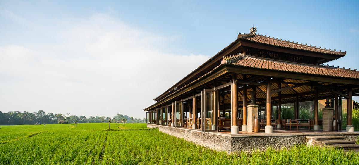 It will be rebranded as Tanah Gajah, a resort by Hadiprana.