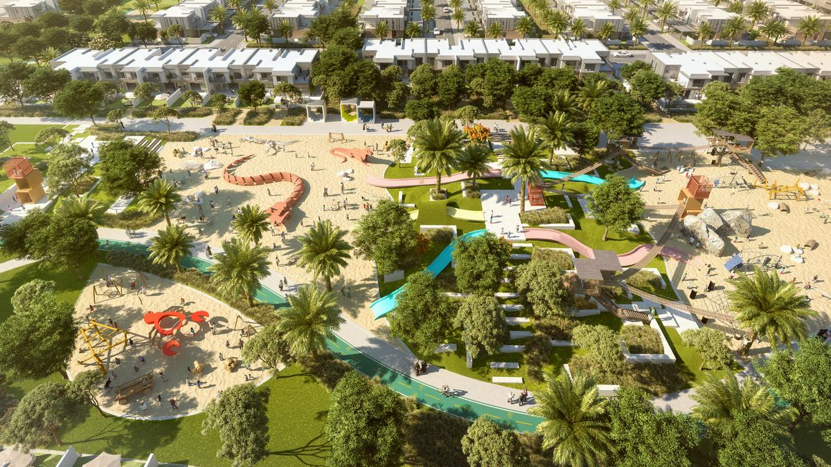 There will be a variety of recreational amenities / Emaar