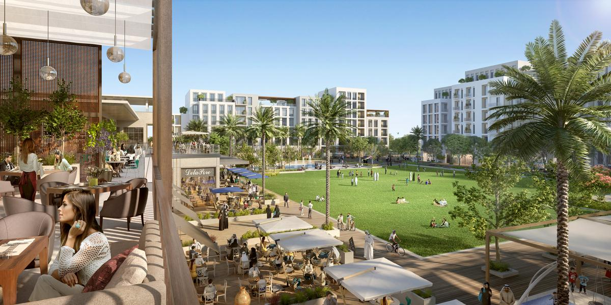 the Valley will mix a residential offering with open spaces / Emaar