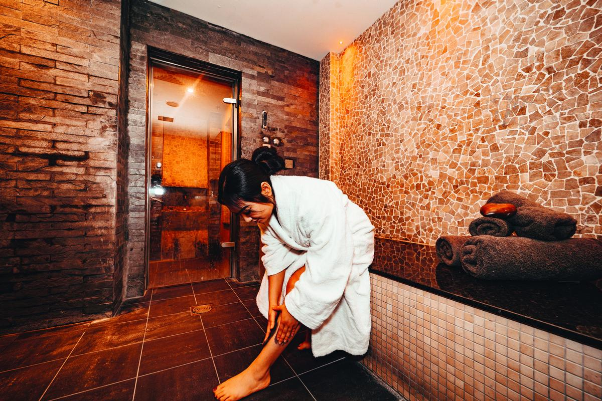 All spa experiences include a complimentary gin and tonic and chocolate infused with the same 'state of mind' botanicals.