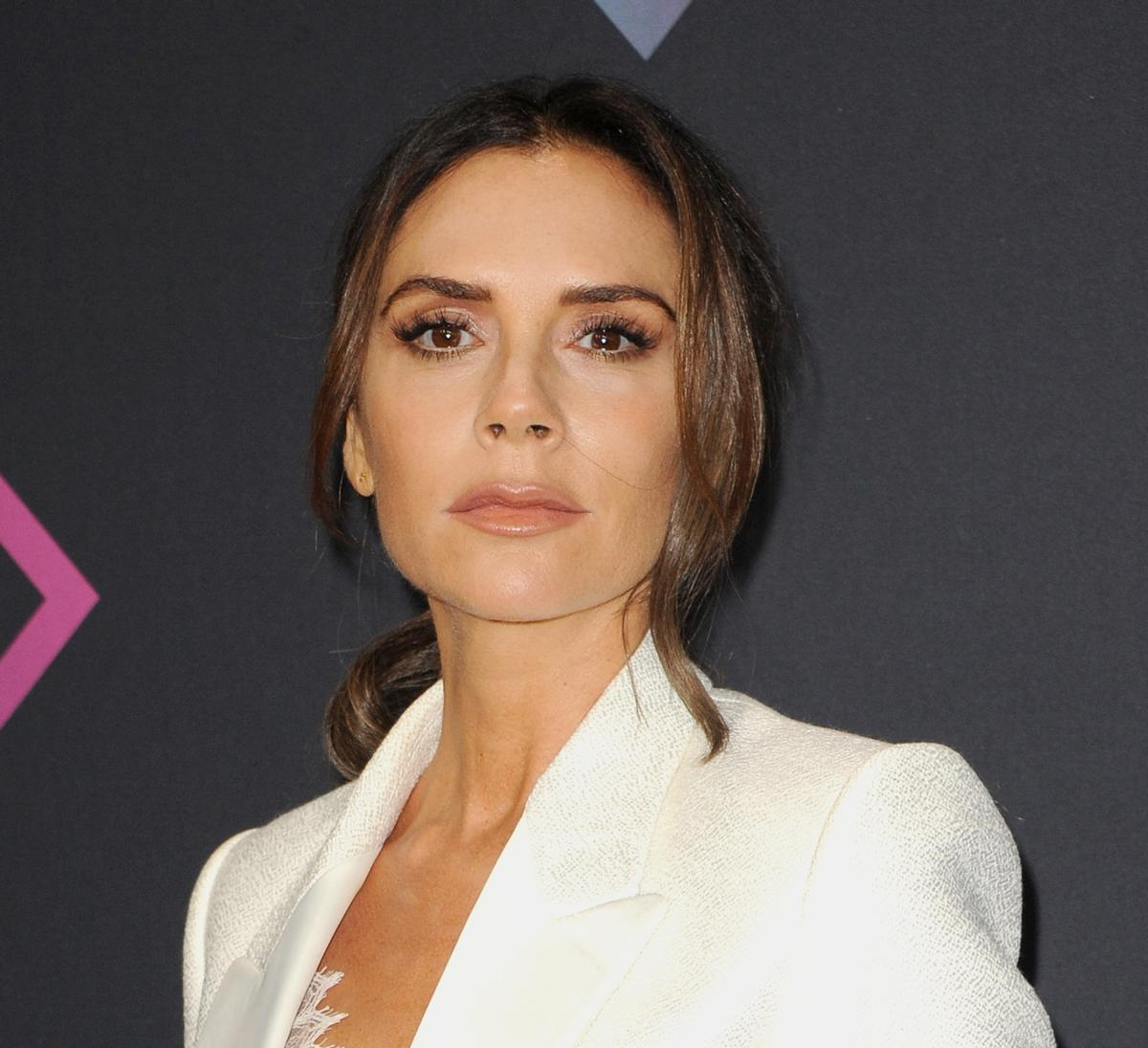 Victoria Beckham has collaborated with German stem-cell biomedical scientist, Prof Augustinus Bader.