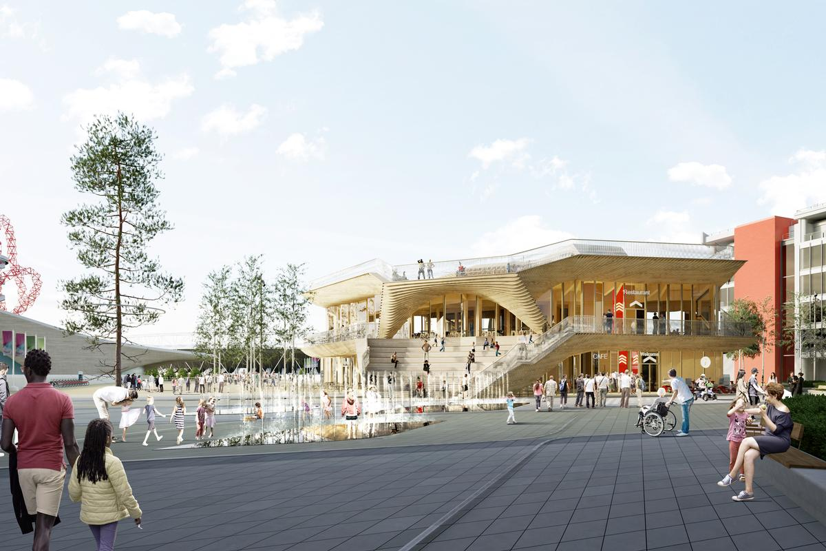 It will cover an area of 10,000sq ft (930sq m) / ACME