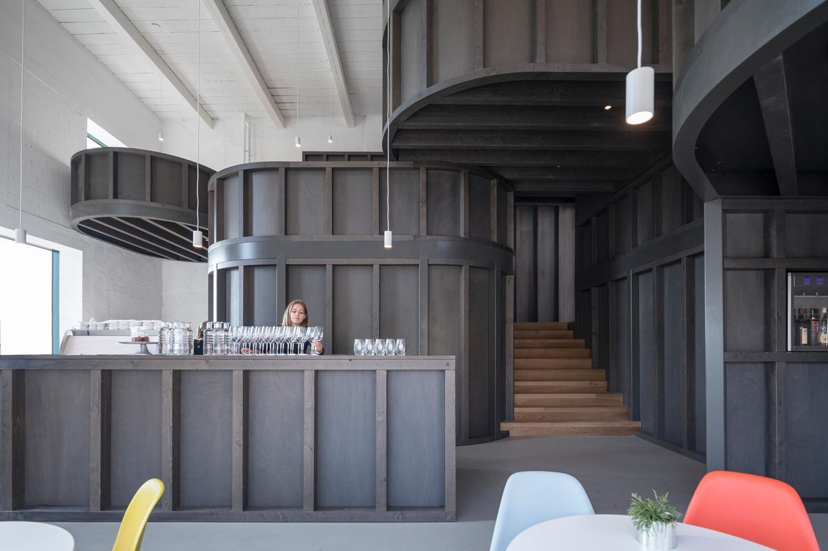 House of Wine is located in Znojmo, Czech Republic / Laurian Ghinitoiu