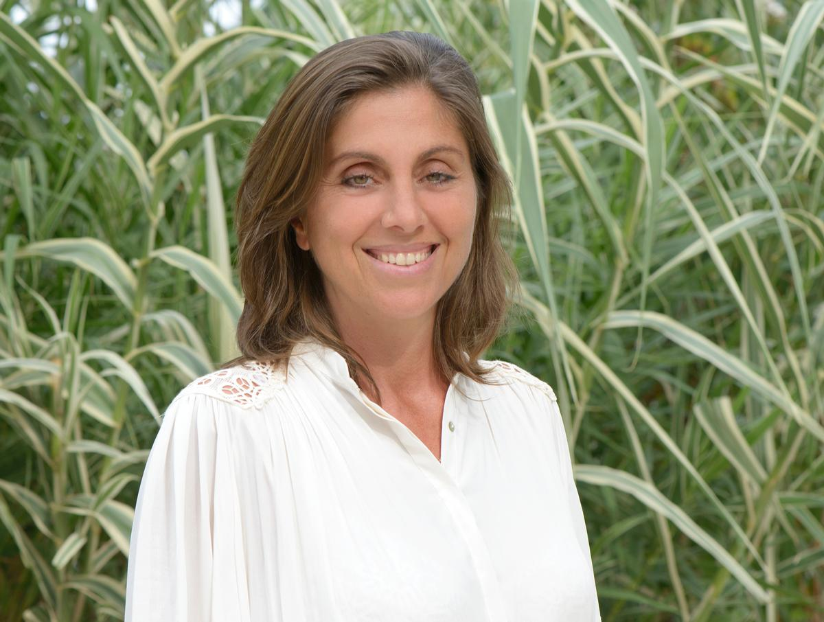 Registered osteopath and iridologist Delphine Pinaudeau will offer treatments which ease musculoskeletal and visceral pain.