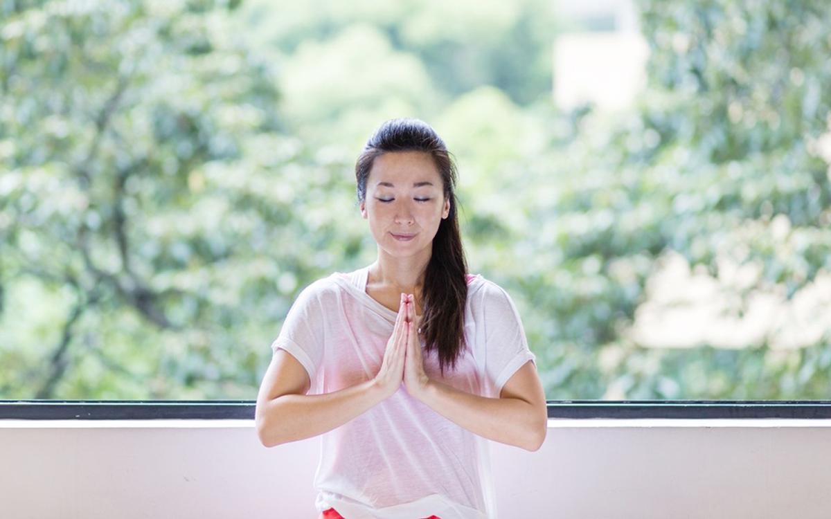 Mariko Hiyama hosted the first residency at the resort.