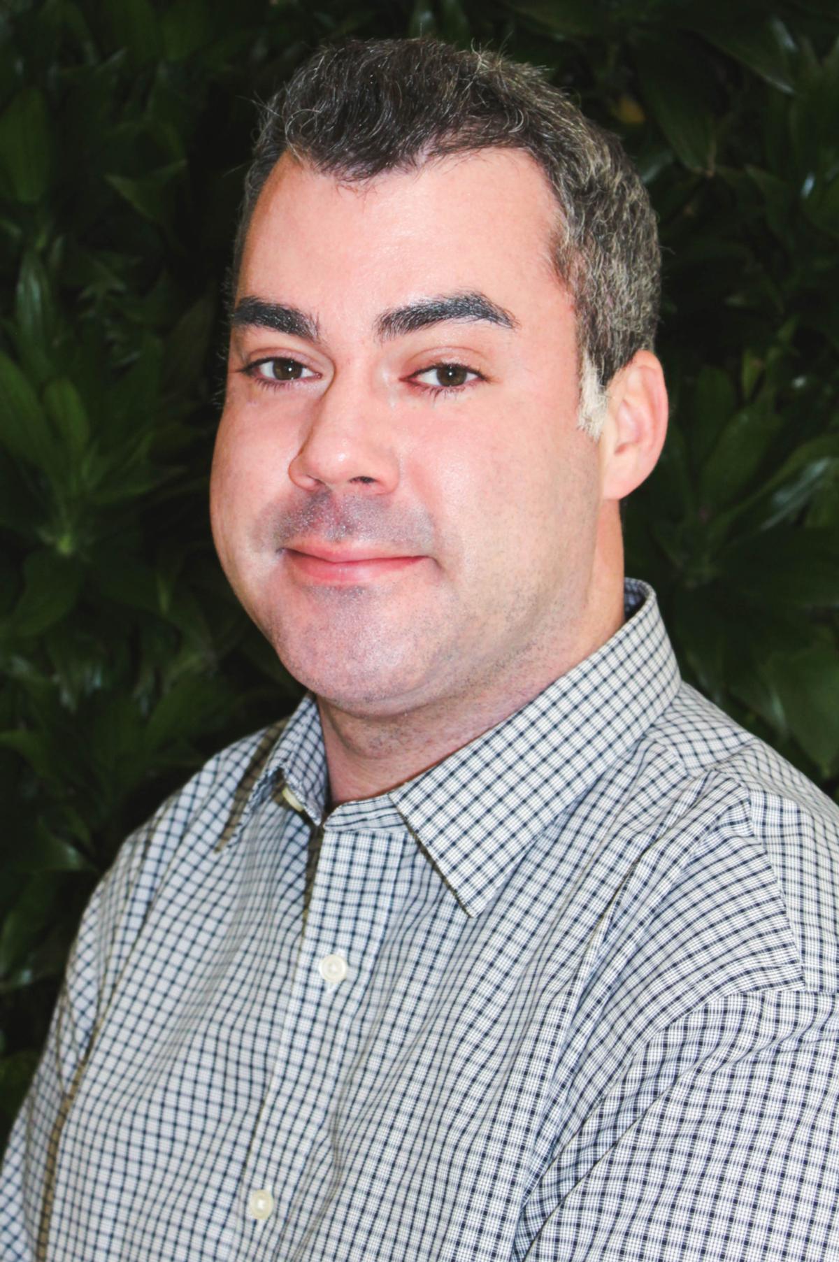 Dan Silva is the resort's director of spa